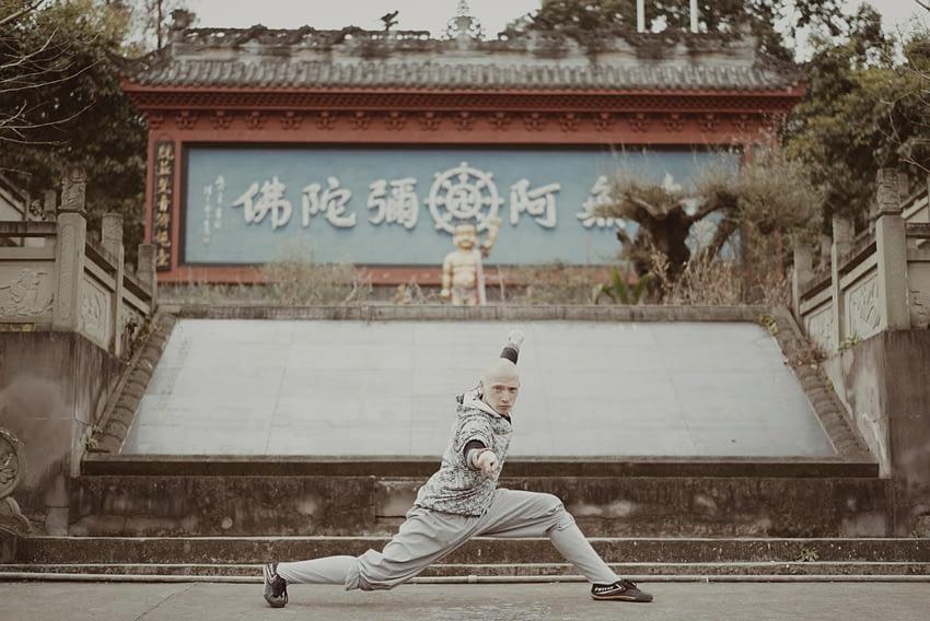 Shaolin-Kung Fu